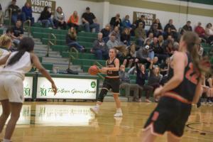 1/4/20 Dalton Varsity Girls Basketball vs. St. V St. Mary Akron